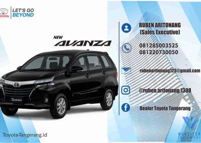 Grand New Avanza